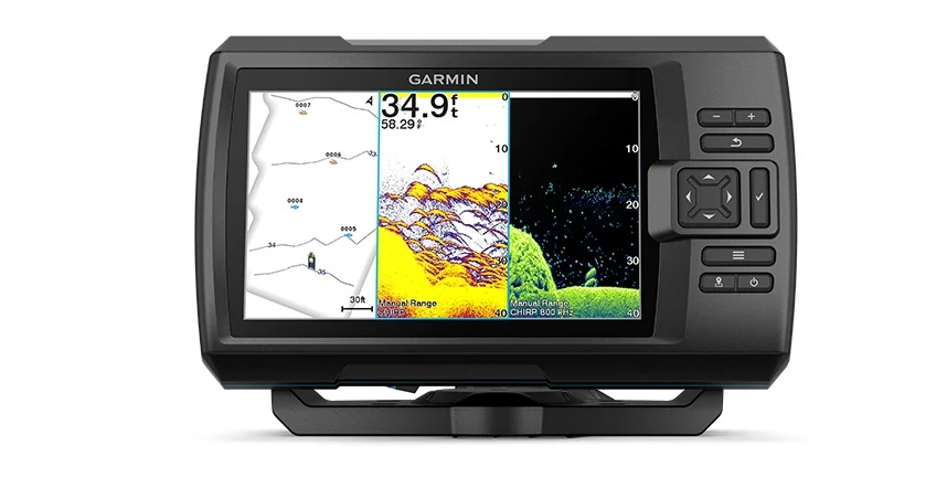 Fishfinder GARMIN STRIKER™ Vivid 7cv