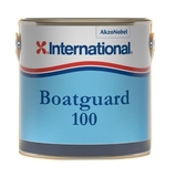 Antivegetativna barva International Boatguard 100, 750ml, bela