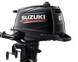 Motor Suzuki DF6AS